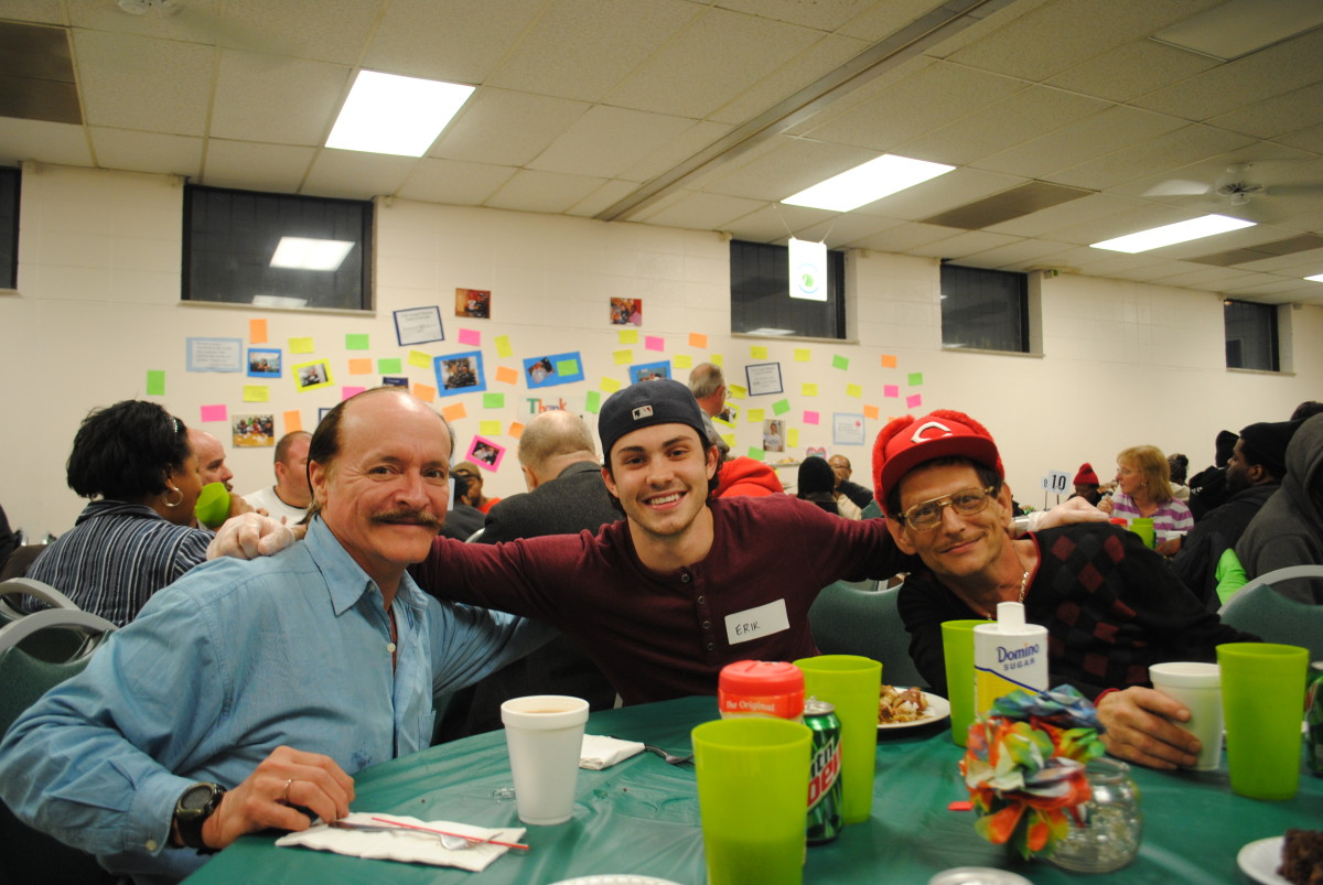 City Gospel Mission food and shelter