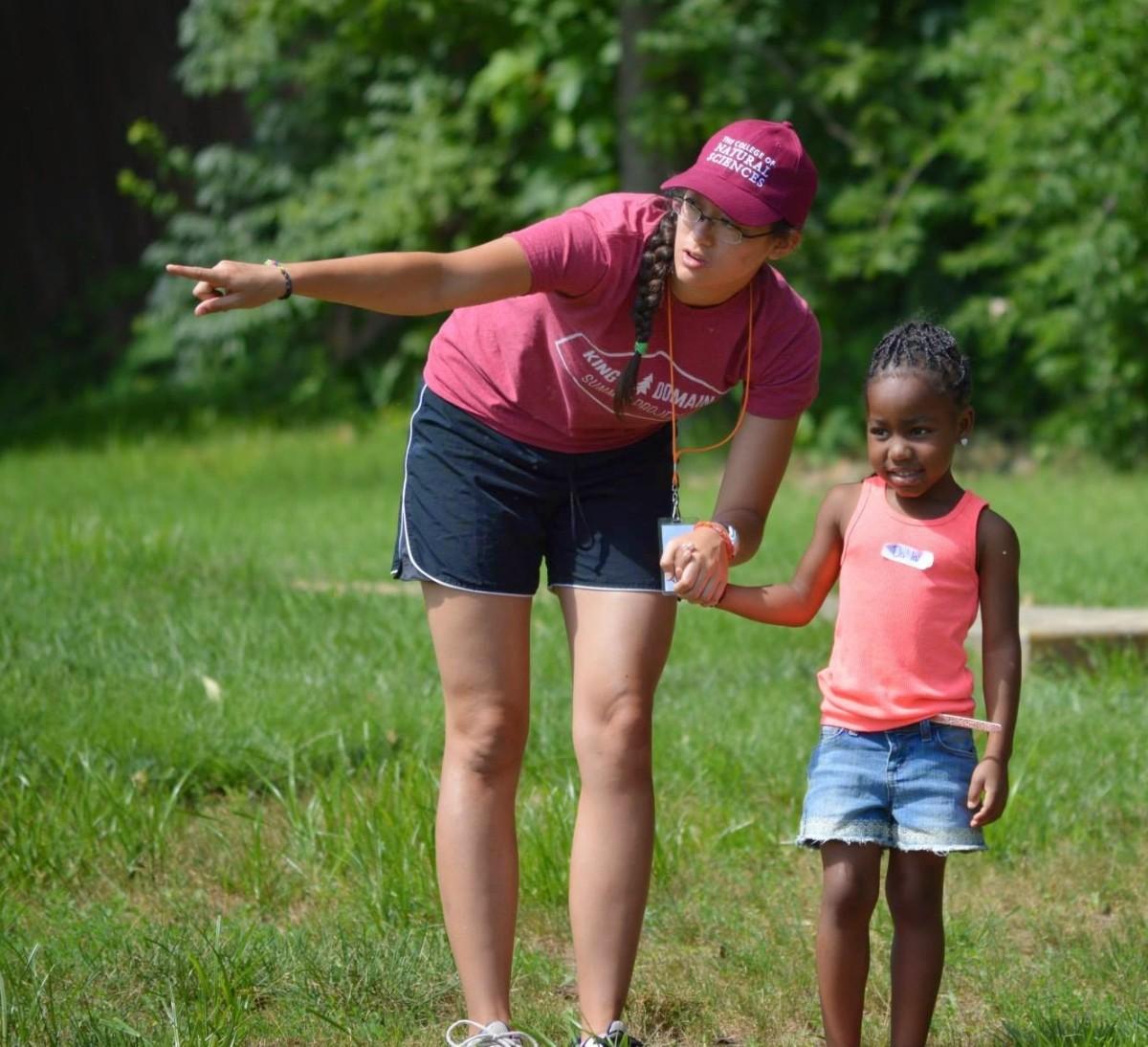 Whiz Kids summer camp