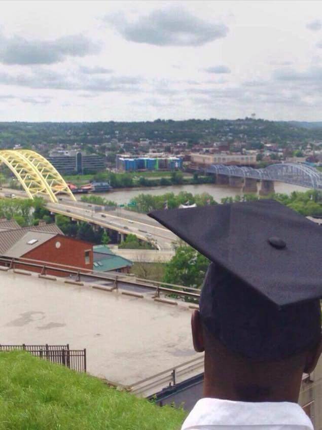 Brandon, 2016 CCU graduate