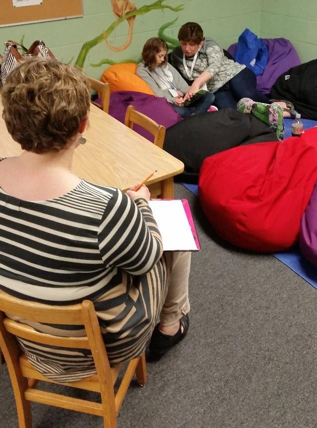 Erlanger Baptist Whiz Kids tutors