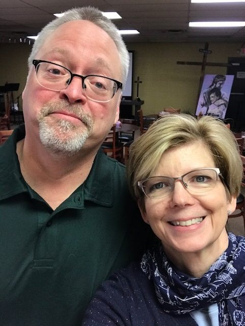 Kirk Lake, City Gospel Mission mentor